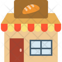 Bakery Shop Bakery Shop Icon