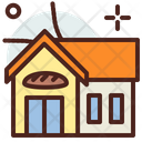 Bakery Shop Bakery Bakery Mart Icon