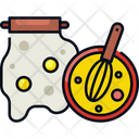 Baking Food Hobby Icon