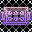 Baking Tray Icon