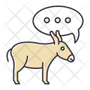 Balaam Donkey Icon