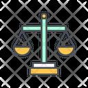 Balance Equal Justice Icon