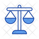 Balance Justice Law Icon