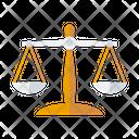 Balance Crime Equilibrium Icon