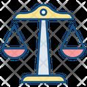 Balance Justice Scales Icon