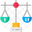 Comparisonm Balance Scale Icon
