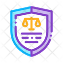 Court Protection Icon