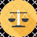 Balance Justice Ethice Icon