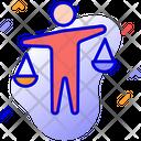 Balance Decision Scales Icon