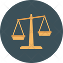 Law Court Justice Icon