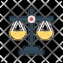 Scale Balance Court Icon