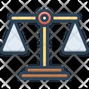 Balance Equilibrium Equilibration Icon