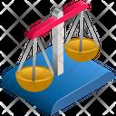 Business Finance Balance Icon