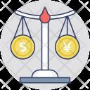 Equality Balance Scale Icon