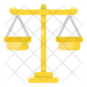 Balance Scale Weight Icon