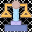 Balance Scale Compare Icon