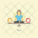 Balance Stability Harmony Icon