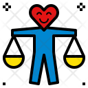 Balance Candid Frank Icon