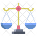 Artboard Balance Budget Balance Scale Icon
