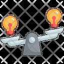 Balance Idea Creative Icon