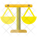 Balance Scale Law Justice Icon