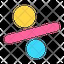 Icon Balance Abstract Primitive Icon