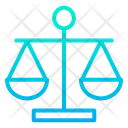 Justice Equality Ethics Icon