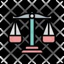 Balance Arrange Adjust Icon