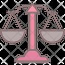 Balance Balance Scale Equal Icon