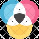 Balance Chart Paint Icon