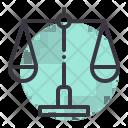 Balance Legal Law Icon