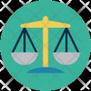 Balance Scale Equality Icon