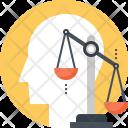 Balance Decision Scale Icon