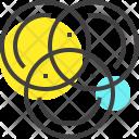 Balance Color Design Icon