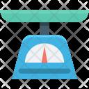 Balance Kitchenware Scale Icon