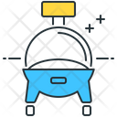 Balance Ball Chair Icon