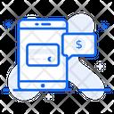 Balance Check Online Banking Ebanking Icon