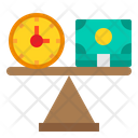 Balance Money Icon