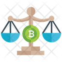 Balance Scale Weight Scale Justice Icon