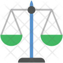 Balance Scale Justice Icon