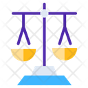 Balance Scale Balance Law Icon