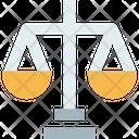 Compare Balance Justice Icon