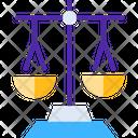 Balance Scalev Balance Scale Justice Scale Icon
