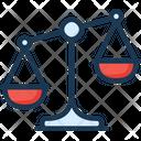 Balance Cimpare Justice Icon