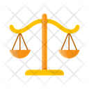 Balance Scale Scale Legal Icon