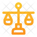 Balance Scale Justice Law Icon