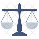 Law Scale Weight Icon