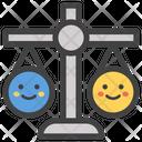 Balance Scale Emoji Icon