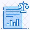 Balance Sheet Legal Statement Accounting Icon