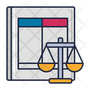 Balance Sheet Accounting Budgeting Icon